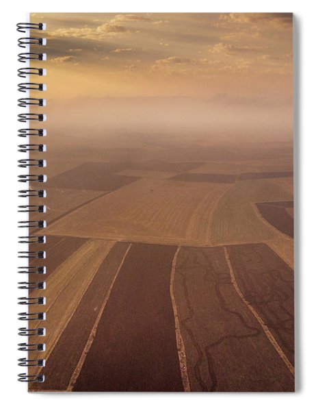 The Fog Spiral Notebook