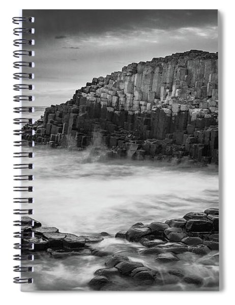 The Giant's Cove Spiral Notebook