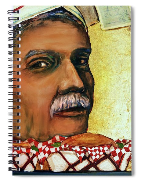 The Golden Years - Cook Spiral Notebook