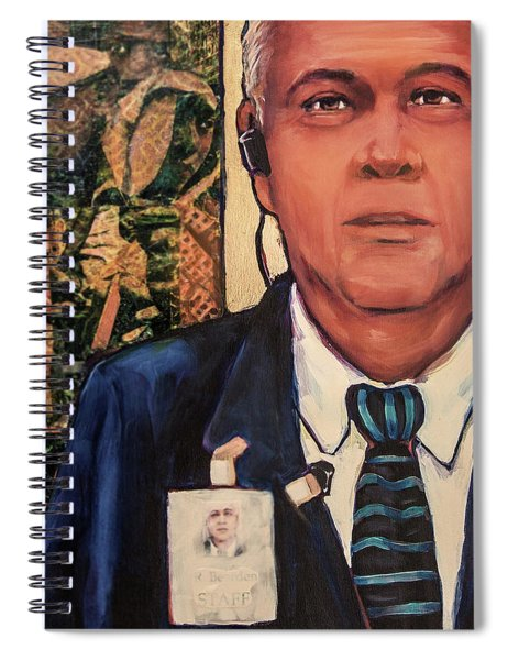 The Golden Years - Museum Guard Spiral Notebook
