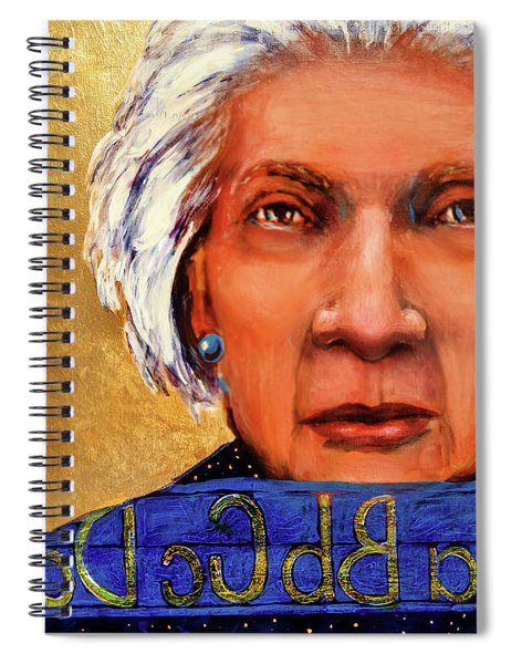 The Golden Years - Substitute Teacher Spiral Notebook