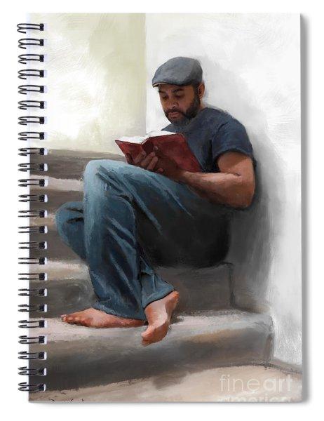 The Good Book Spiral Notebook