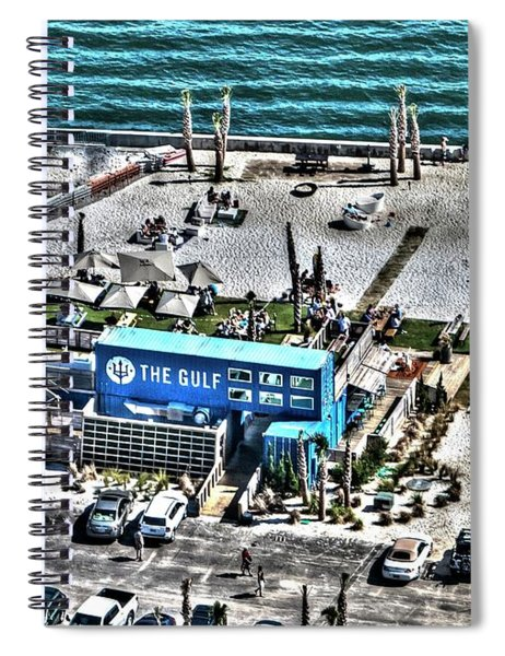 The Gulf Spiral Notebook