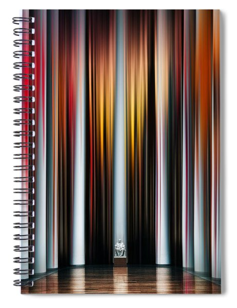 The Hall Spiral Notebook