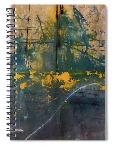 The Heart Of The Sea Spiral Notebook