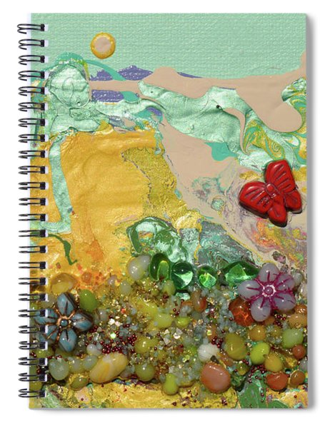 The Hills Sing Spiral Notebook