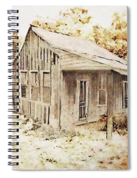The Home Place Spiral Notebook