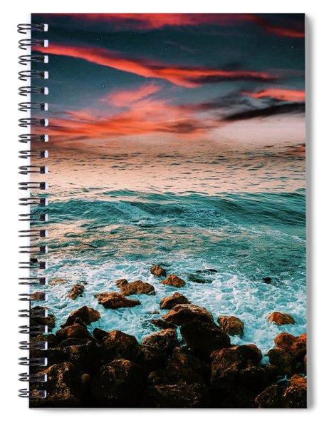 The Horizon Spiral Notebook