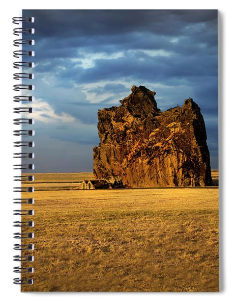 The House In The Rock Spiral Notebook