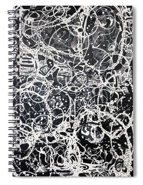 The Inner Workings Of The Womans Mind Spiral Notebook