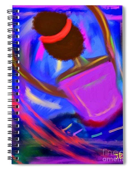 The Intercessor Spiral Notebook