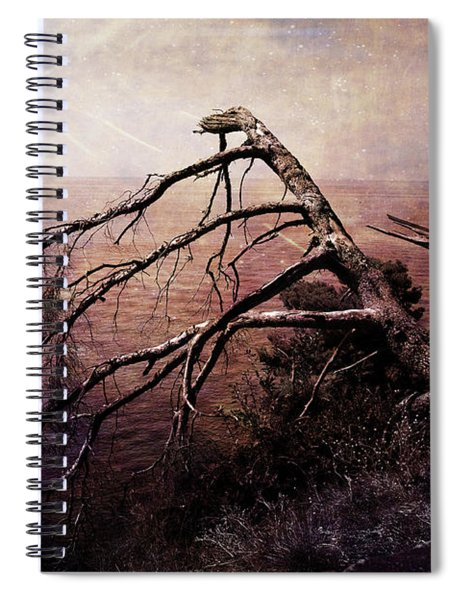 The Invisible Force Spiral Notebook