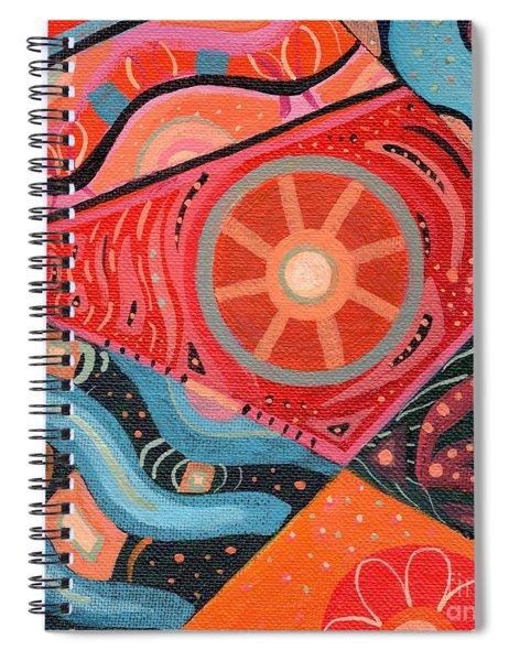 The Joy Of Design L I I I Spiral Notebook