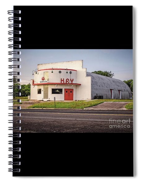 The Kay Theatre Spiral Notebook