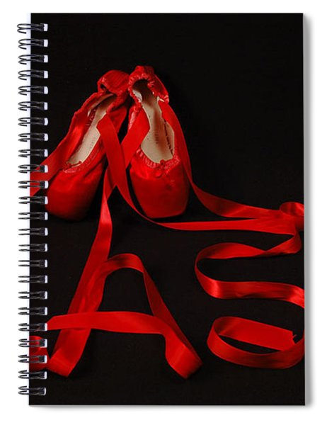 The Last Dance Spiral Notebook