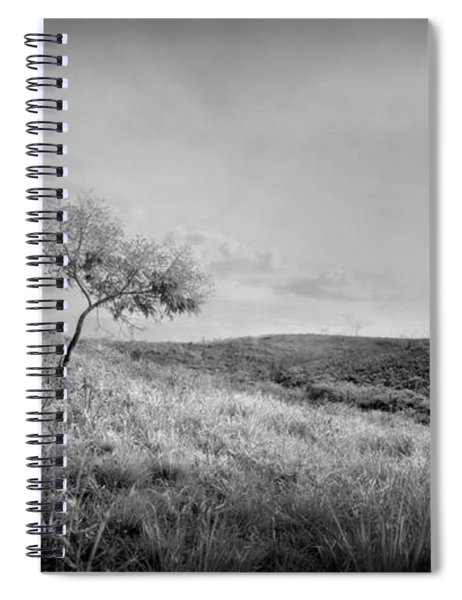 The Last Day Spiral Notebook