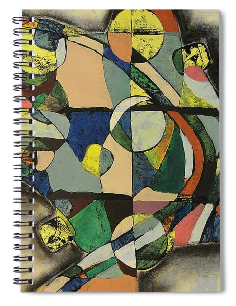 The Life Of Turf Spiral Notebook