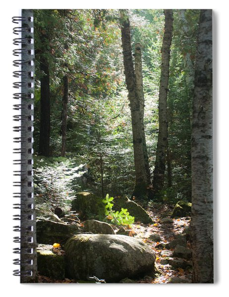 The Living Forest Spiral Notebook