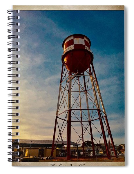 The Long Story Of Spiral Notebook