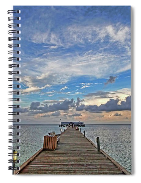 The Long Walk Spiral Notebook