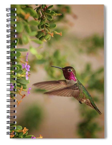 The Maker's Handiwork Spiral Notebook