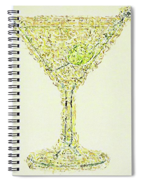 The Martini Spiral Notebook
