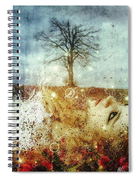 The May Song Spiral Notebook