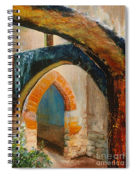 The Mission Spiral Notebook