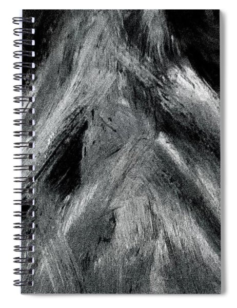 The Mountain Of The Swasi People Spiral Notebook