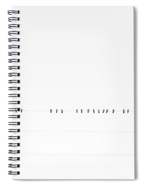 The Notes Spiral Notebook