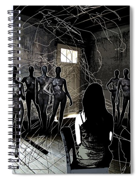 The Only One Spiral Notebook