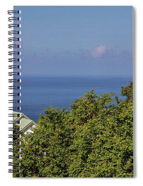 The Painted Church Spiral Notebook