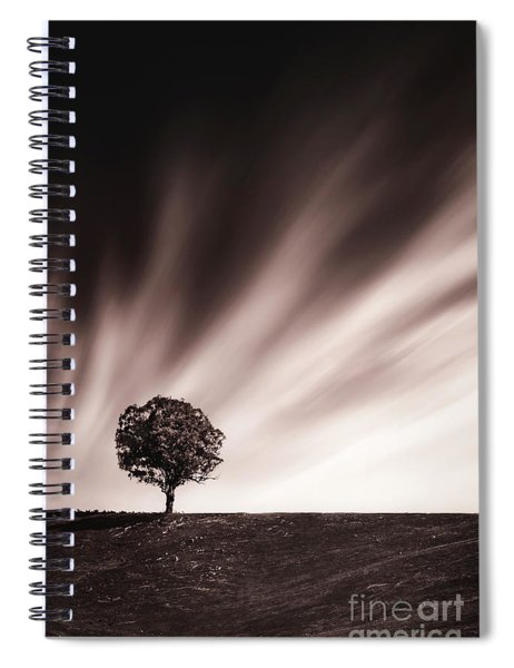 The Power Of One Spiral Notebook