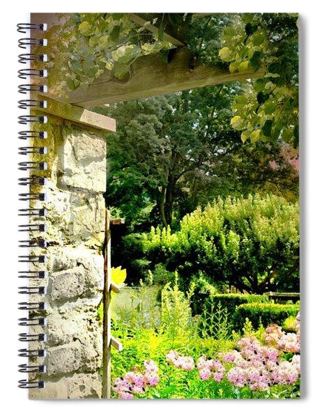 The Preacher Spiral Notebook