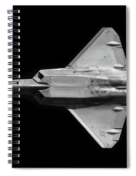 The Raptor Spiral Notebook