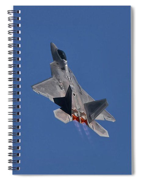 The Raptor Spiral Notebook