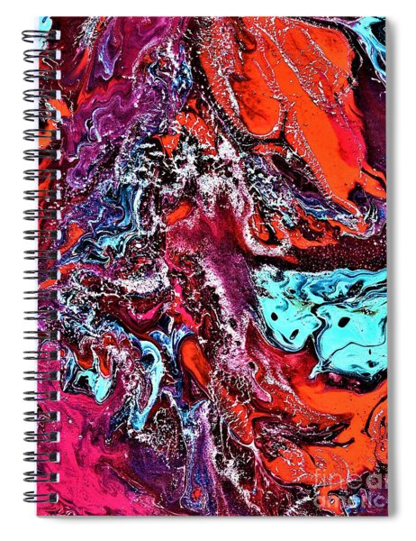 The Red Planet  Spiral Notebook