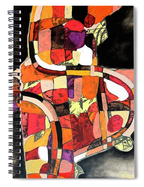 The Reeping Spiral Notebook