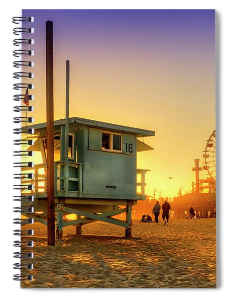 The Rescue Station Spiral Notebook