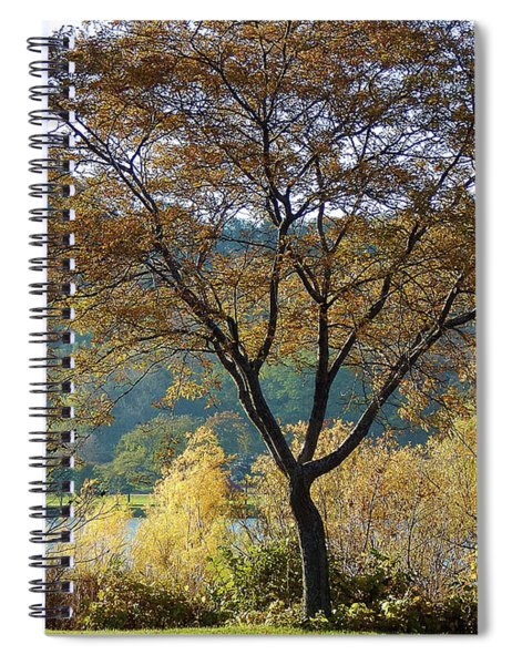 The Return Spiral Notebook