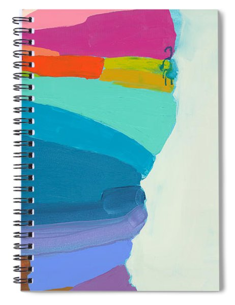 The Right Timing Spiral Notebook