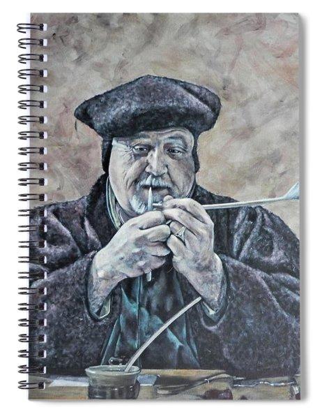 The Scrivener Spiral Notebook