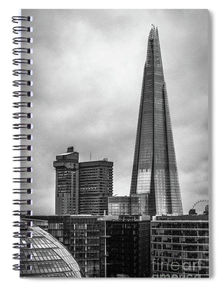 The Shard Spiral Notebook