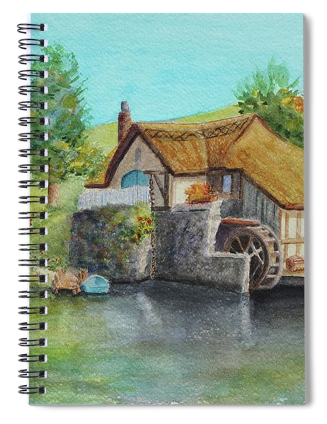 The Shire Spiral Notebook