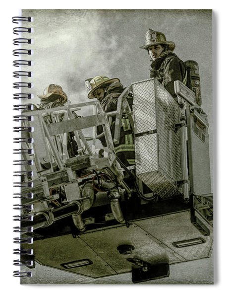 The Southside 3 Spiral Notebook