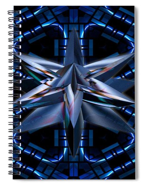 The Star Pf Lemuelle Spiral Notebook
