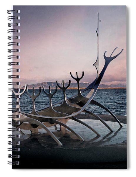 The Sun Voyager #2 Spiral Notebook