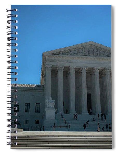 The Supreme Court Spiral Notebook