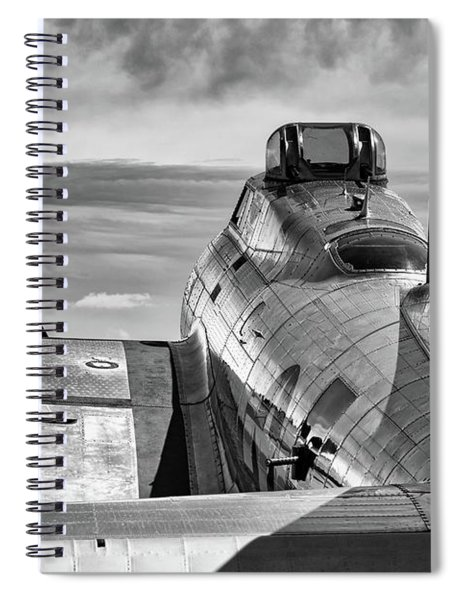 The Tail Of Sentimental Journey Spiral Notebook