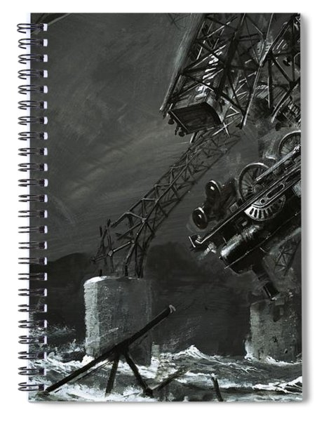 The Tay Bridge Disaster Spiral Notebook